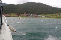 На Байкале спасли туриста из Ижевска, перевернувшегося на катамаране