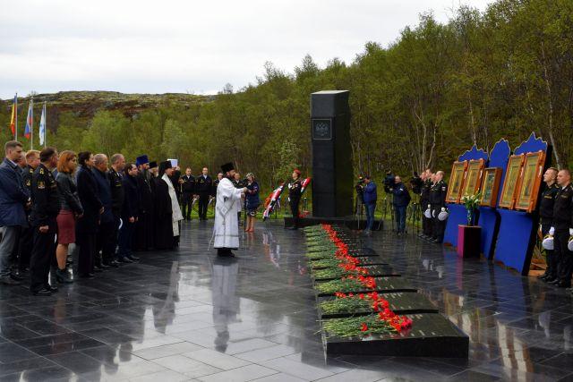 Трагедия унесла жизни 118 моряков-подводников.