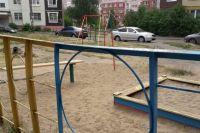 Тюменцы получили штраф за распитие алкоголя на детской площадке