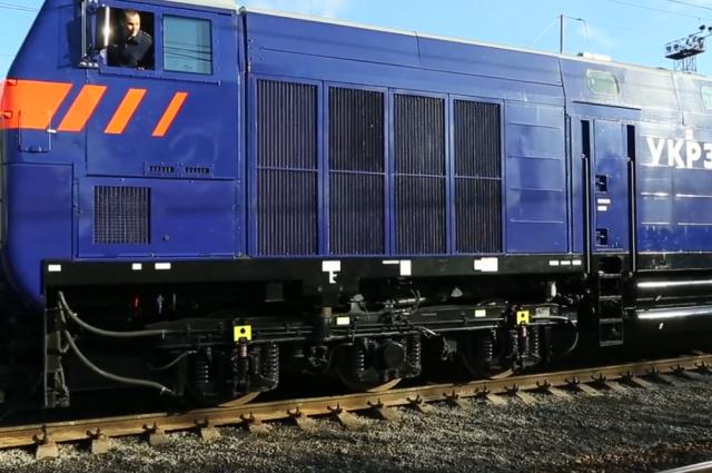 В Укрзализныце рассказали, когда они планируют получить локомотивы из США