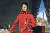 Бонапарт — первый консул. Энгр (1803—1804)