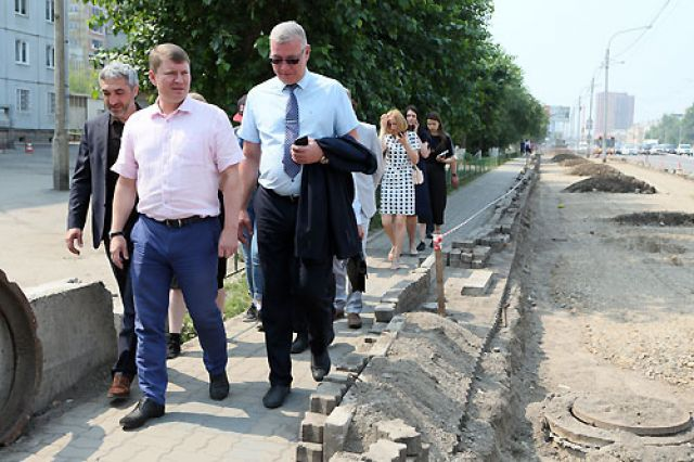 Глава Красноярска размещает информацию в соцсети каждый день