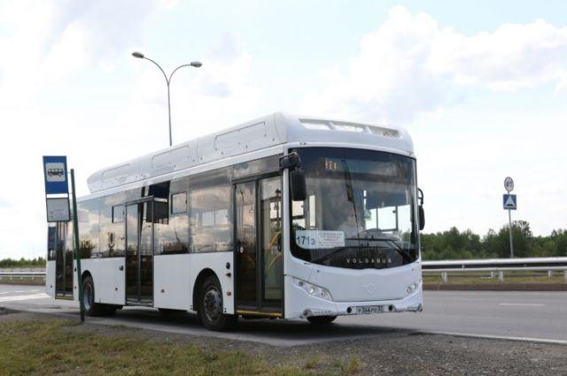 На полном заряде батареи электробус может пройти 240-250 км.