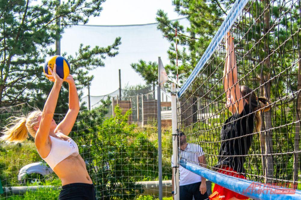 День физкультурника в Иркутске выдался насыщенным на спортивные события