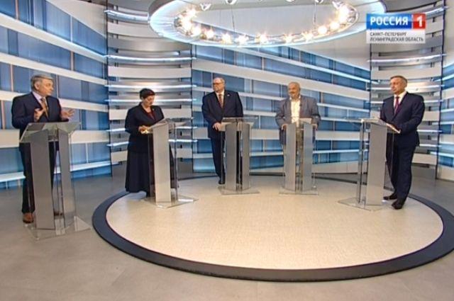 Еще планируется 6 дебатов.