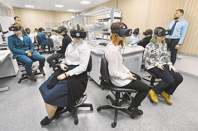 Гостей форума ждут интерактивные секции. Любой желающий сможет создать квест на свой вкус в виртуальной реальности.