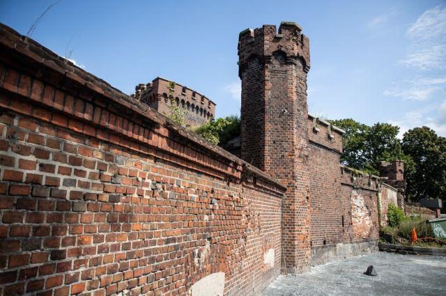 В башне Врангеля разместят экспонаты Музея янтаря и мастерские