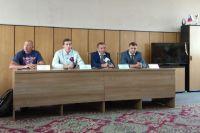 Сергей Клевцов, Сергей Шубенков, Юрий Самсоненко и Андрей Марков.