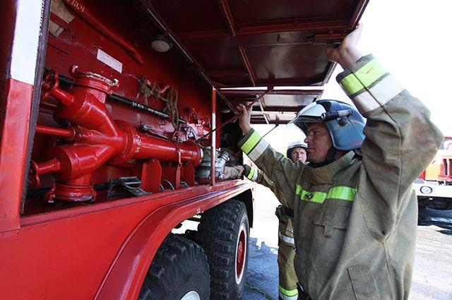 В Крылатском пройдут соревнования пожарных команд.