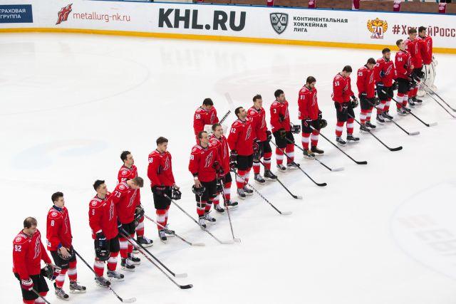 Хоккейный клуб «Металлург» отмечает 70-летие со дня основания.
