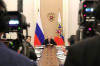 Владимир Путин заявил о продолжении развития дорожной сети Калининградской области