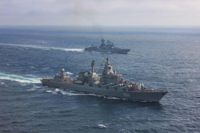 Северный флот России.