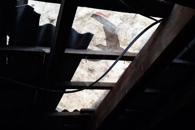 Вот так подрядчик выполнил капитальный ремонт крыши