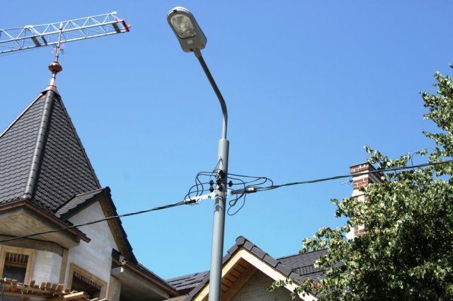 15 августа отключат уличное освещение в части облцентра