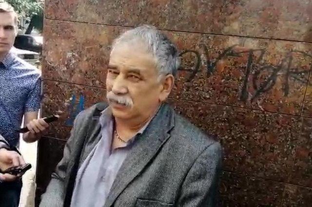 Адвокат одного из обвиняемых Рустам Ибрагимов.