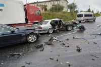 Тройное ДТП во Львовской области: есть пострадавшие