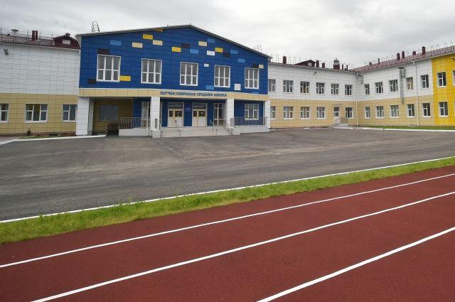 Школу обещали построить в 2018 году, но возвели только сейчас.