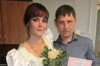 Это была первая в этом году регистрация супружеской пары.