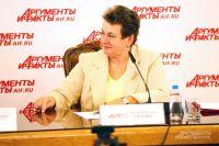 Аудитор Счётной палаты Российской Федерации Светлана Орлова.