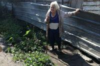 Пенсионерка Антонина Кочкина
