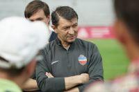 Юрий Газзаев официально назначен главным тренером.