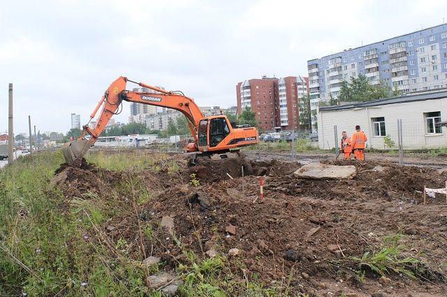 На первом участке работы должны завершиться до 30 ноября 2020 года.