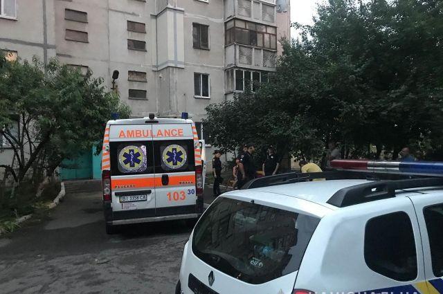 «Пока не было мам»: в Полтавской области двое детей выпали из окон
