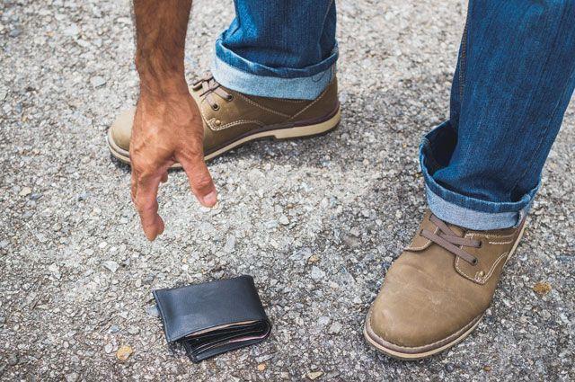 Нашел чужой кошелек и не вернул. Что за это будет?