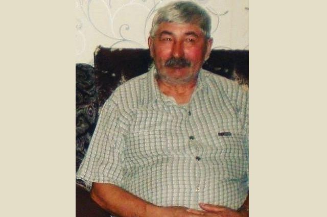 Закиров Захир Тагирович пропал 13 августа.