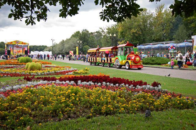 Семейный фестиваль «МамаПапаПати» пройдет в Измайловском парке