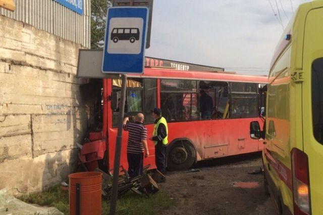 Авария произошла около 17 часов 17 августа.