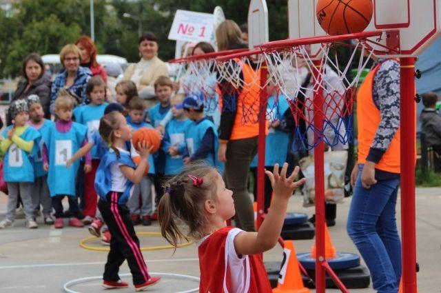 Спортивные соревнования для детей пройдут в Ялуторовске