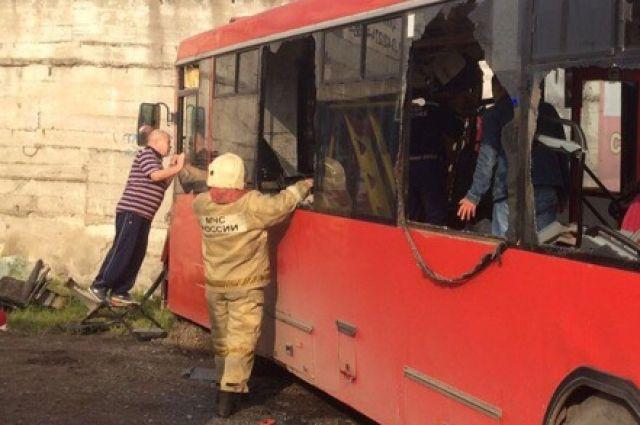 Тест на состояние опьянения показал, что водитель автобуса на момент ДТП был трезв.