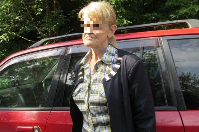О том, что женщина жива, сообщила её дочь.