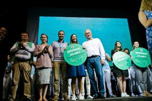 На форуме «Евразия Global» оренбурженка получила грант на 1,2 млн