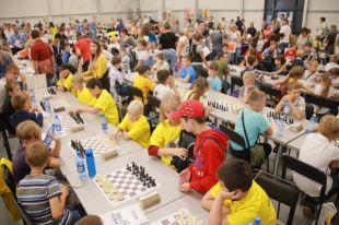 На турнире присутствовал Анатолий Карпов.