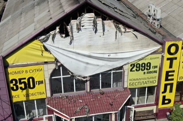 Задержаны подозреваемые по делу масштабного пожара в Одессе
