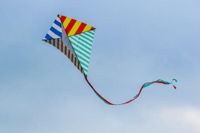 24 августа в парке «Куршская коса» пройдёт конкурс самодельных воздушных змеев