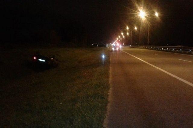 Ещё два водителя без прав совершили ДТП в Гурьевском районе