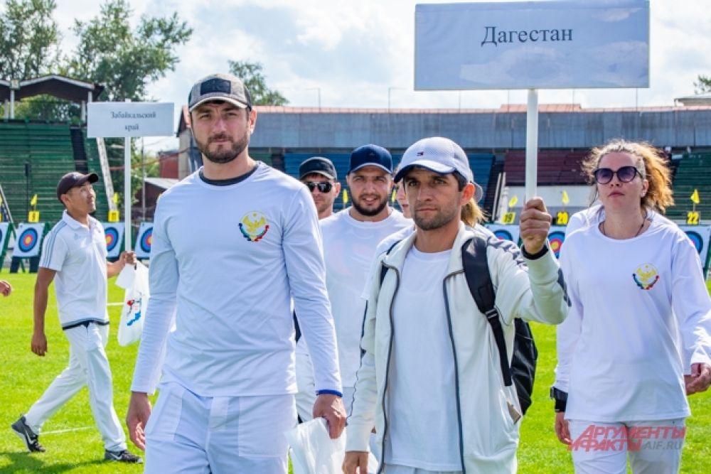 Всего в Иркутск приехало 192 спортсмена из 22 регионов страны: Забайкалья, Дагестана, Свердловской области, Краснодарского края и других частей России