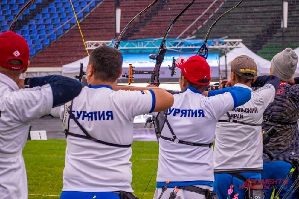 Бурятский лучник Баир Цыбекдоржиев стал чемпионом России по стрельбе из классического лука.