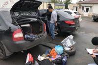 Наркотики в лесу: в Оренбурге задержан наркоторговец из Башкортостана