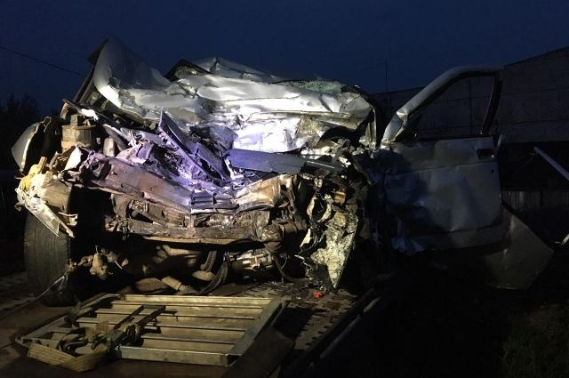В Удмуртии по вине водителя без прав погибли три человека