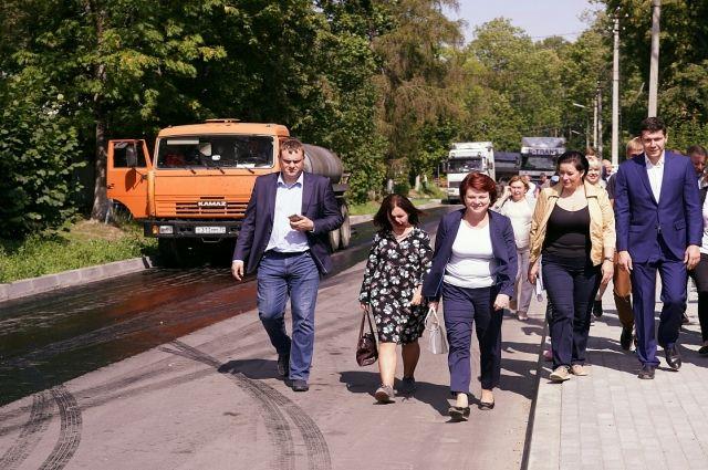 Дорогу от Добровольского до Нестерова отремонтируют за 210 млн рублей