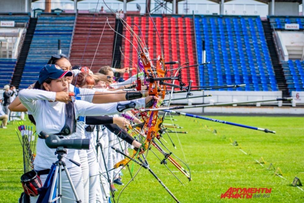 В Приангарье чемпионат прошёл впервые, хотя стрельба из лука – один из основных видов спорта в области.