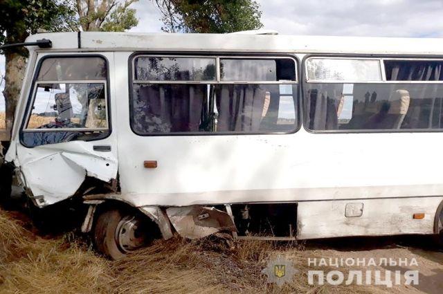 ДТП в Черкасской области: есть жертвы