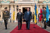 Стали известны подробности встречи Зеленского с Нетаньяху