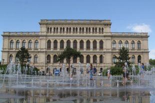 20 августа не будут работать выставки музея изобразительных искусств