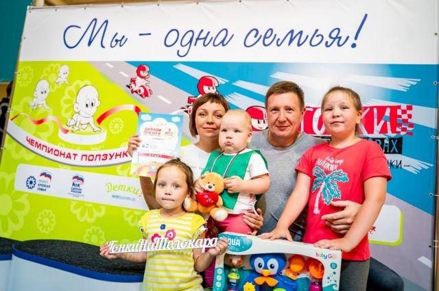 В Тобольске прошли «Чемпионат ползунков» и «Гонки на толокарах»