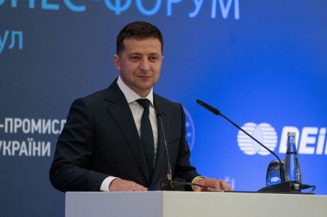 Зеленский уволил с должности 14 глав РГА